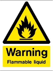 Warning-Flammable-Liquid