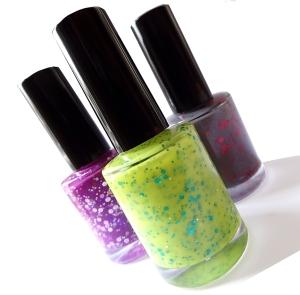 Nail polish supplies